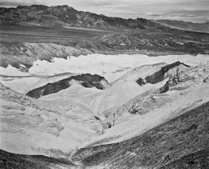 Near Highway 190, Death Valley -