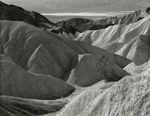 On the Mesa, Death Valley -
