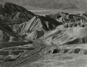 Gower Gulch, Death Valley  -