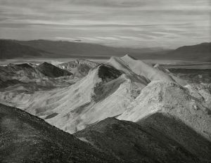 Thinker's Ridge, Death Valley  -