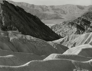 Golden Canyon, Death Valley  -