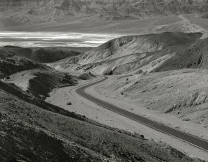 Artist's Drive, Death Valley  -